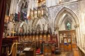 Interior of Saint Patrick Cathedral — Stock Photo