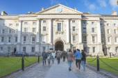 Trinity College of Dublin — Stock Photo