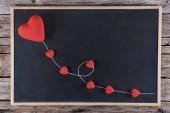 Srdce draka — Stock fotografie