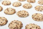 Cookies aux pépites de chocolat maison — Photo