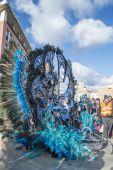 Carnaval custome — Foto de Stock