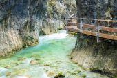 Borosa river — Stock Photo