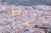 Cathedral in Jaen — Stock Photo