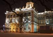 Night Saint-Petersburg. — Stock Photo