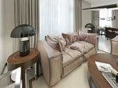 Living room contemporary Style — Stock fotografie