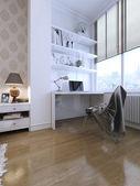 Work area modern style — Stock Photo