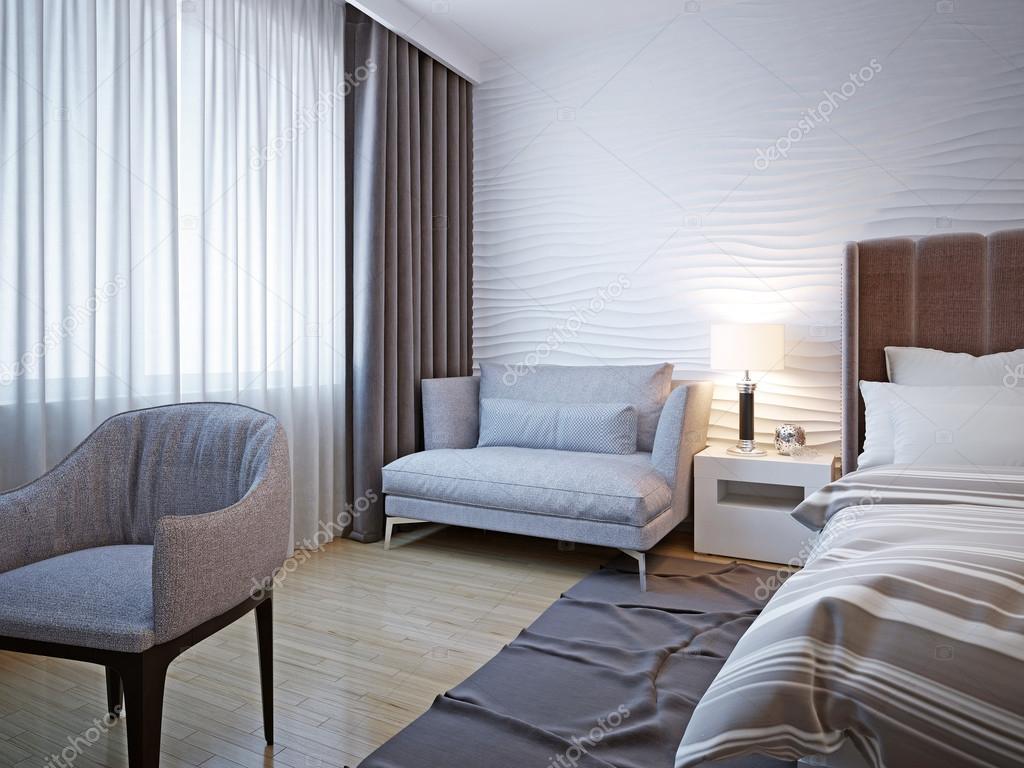 Met slaapkamer ontwerp - Idee van interieurontwerp ...