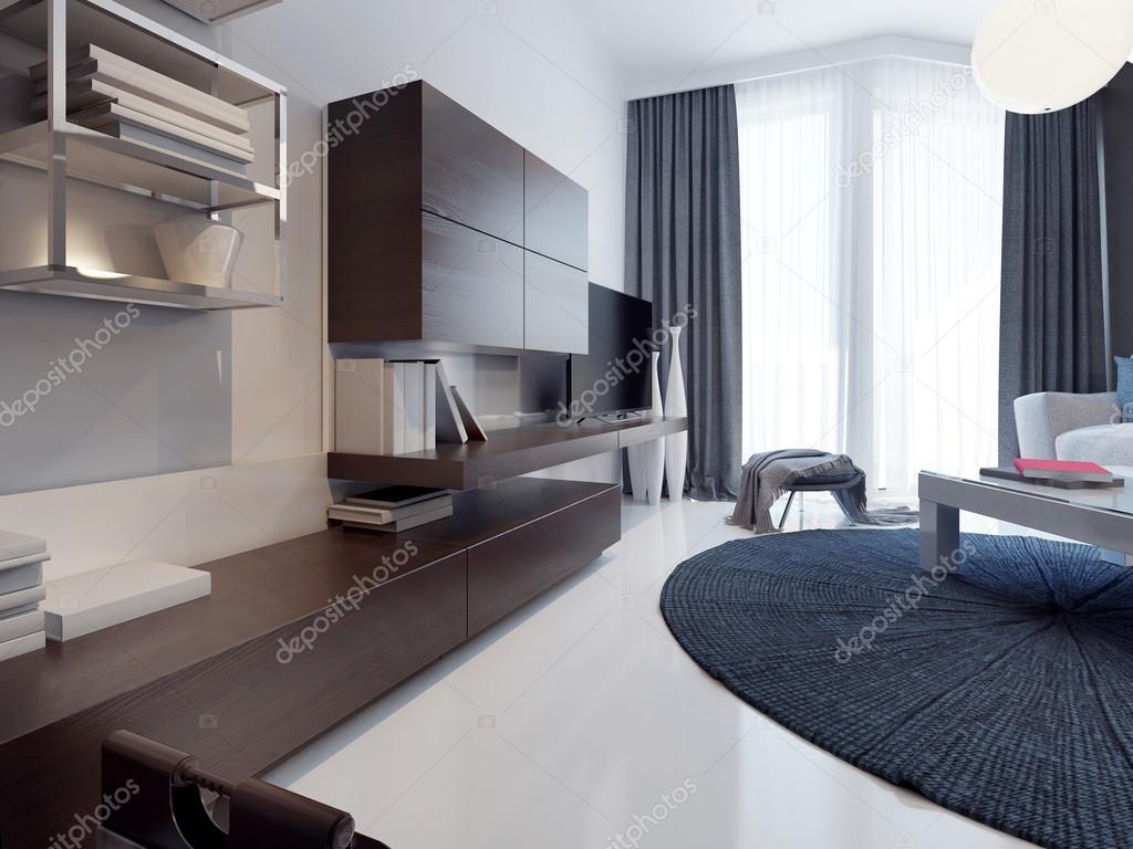 Moderna vardagsrum design — stockfotografi © kuprin33 #83415016