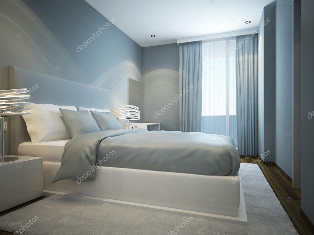 Idén om skandinaviska sovrum — stockfotografi © kuprin33 #83419464