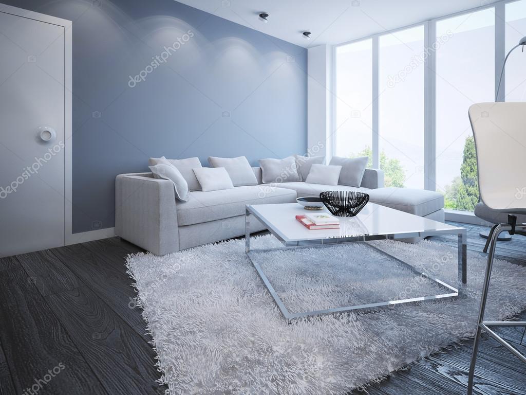 Living room skandinavisk design — stockfotografi © kuprin33 #83419598