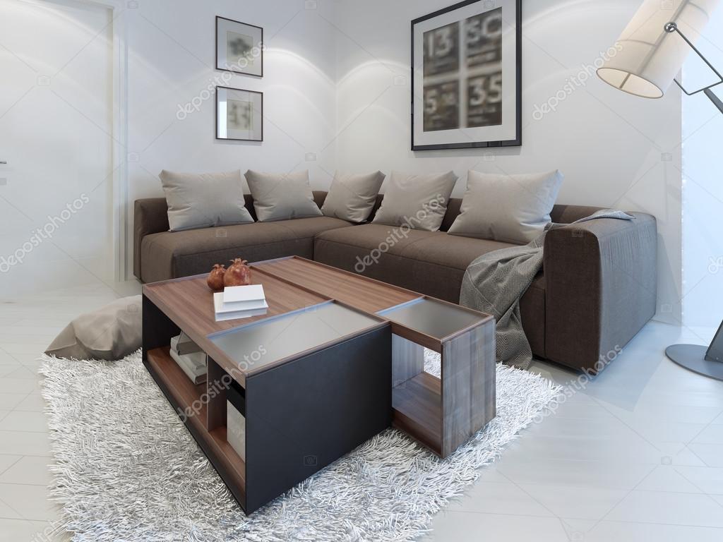 Design av samtida vardagsrum — stockfotografi © kuprin33 #83426922