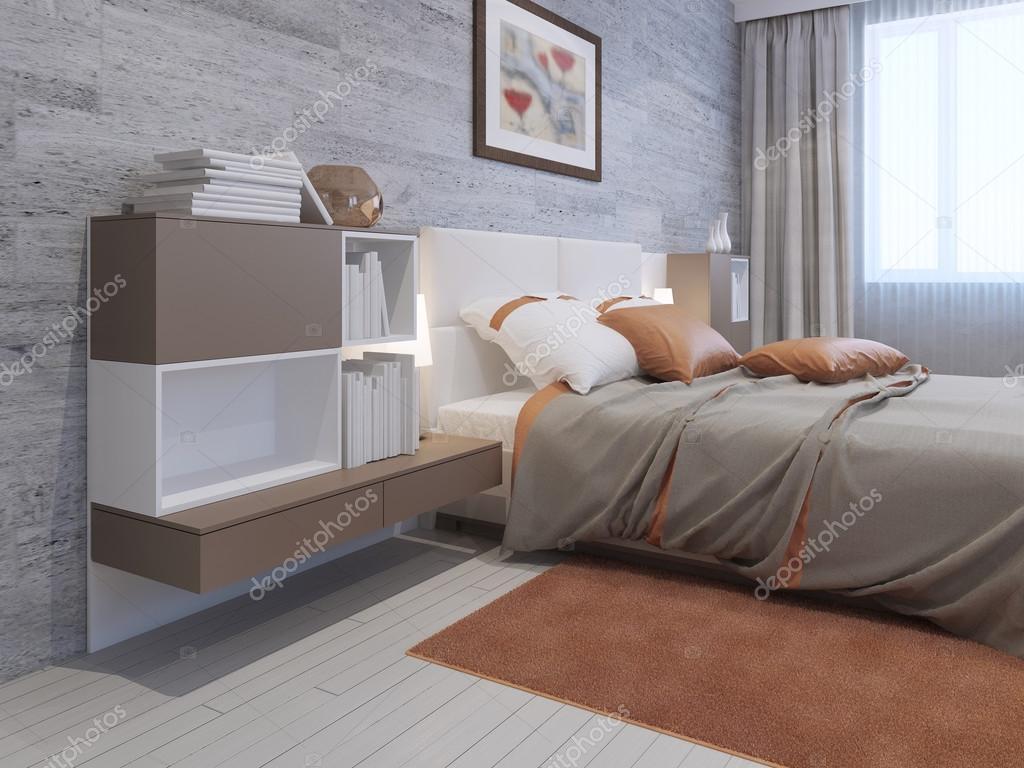 Art deco mobili camera da letto — foto stock © kuprin33 #83431326