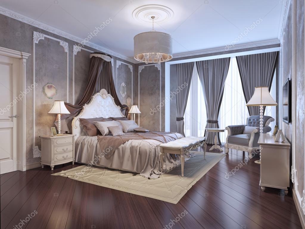 Dyra inre av bohemiska sovrum — stockfotografi © kuprin33 #87650226