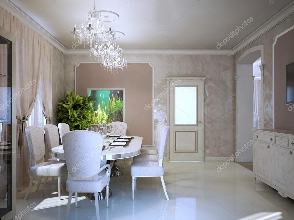 Ljusa inre av modernt vardagsrum — stockfotografi © kuprin33 #94665160