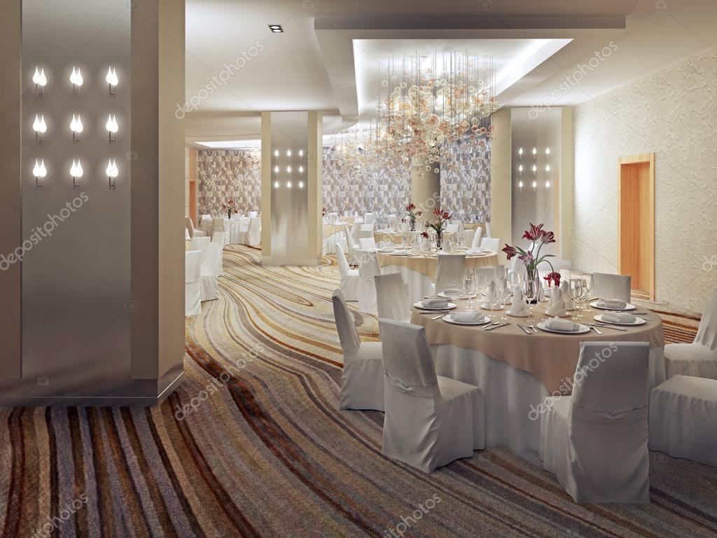 restaurant interior design — stock photo © kuprin33 #95342652