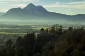 Alps in Salzburgh — Stock Photo