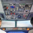 Постер, плакат: Flight simulator