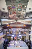 Flight simulator — Stock Photo
