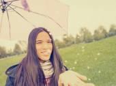 Días de lluvia — Foto de Stock