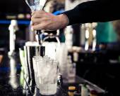American bartending — Stock Photo