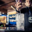 Barman at work — Stock Photo #61330383