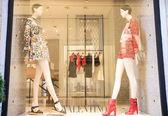 Valentino shop — Stock Photo