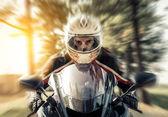 Bikers — Stock Photo