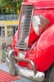 Vintage bil detalj — Stockfoto