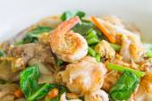 Fried Noodle with Seafood — Foto de Stock