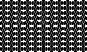 Seamless pattern isolate on white — ストック写真