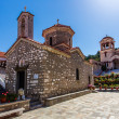 Monastery of Assumption in Malevi, Arcadia, Greece — Stock Photo #55930223
