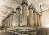 Apollotemplet Epicurius, Argolida, Grekland — Stockfoto