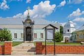 Russia. Murom. Annunciation Monastery. Necropolis — Stock Photo
