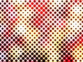 Colorful halftone abstract background — Stock Photo