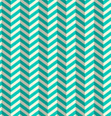 Abstract Vector Blue Toothed Seamless Retro Paper Zig Zag Background — Stock Vector