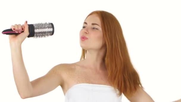 Прекрасная блондинка видео фото 728-513