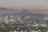Tokyo city, Japonya — Stok fotoğraf