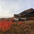Kiyomizu Temple in Kyoto, Japan — Stock Photo #72675939