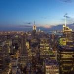 New York skyline, USA — Stock Photo #72764097