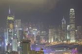 Hong Kong city — 图库照片