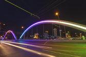 Guangzhou miasto po zachodzie słońca — Zdjęcie stockowe