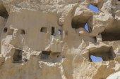 Cavusin old house in Cappadocia, Turkey — Stock Photo