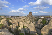 Urgup in Cappadocia, Turkey — Stock Photo