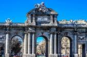 Puerta de Alcalá — Stock Photo
