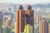 North Korea, Pyongyang, April, 2012 - Koryo Hotel — Stock Photo