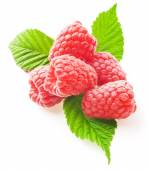 Raspberry berries — Stock Photo