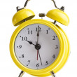 Ten o'clock on alarm clock — Stock Photo #53218961