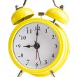 Nine o'clock on alarm clock — Stock Photo #53218963
