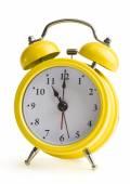 Eleven o'clock on alarm clock — Stock Photo