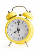 Eight o'clock on alarm clock — Foto de Stock